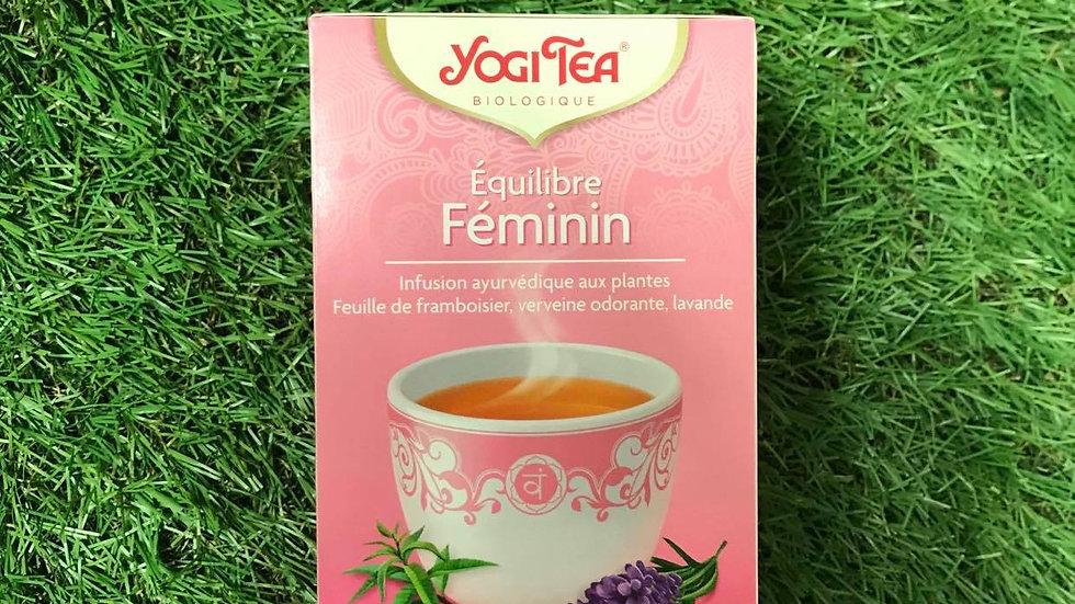 Yogi Tea Equilibre Feminin