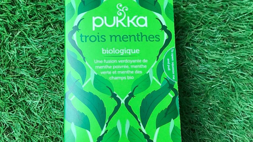 Pukka Trois Menthes