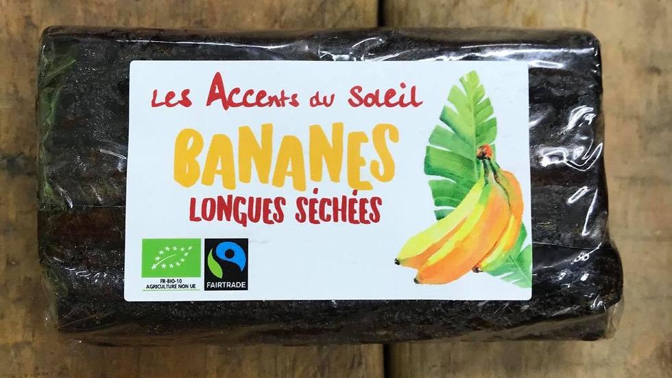 Bananes Séchées 250gr