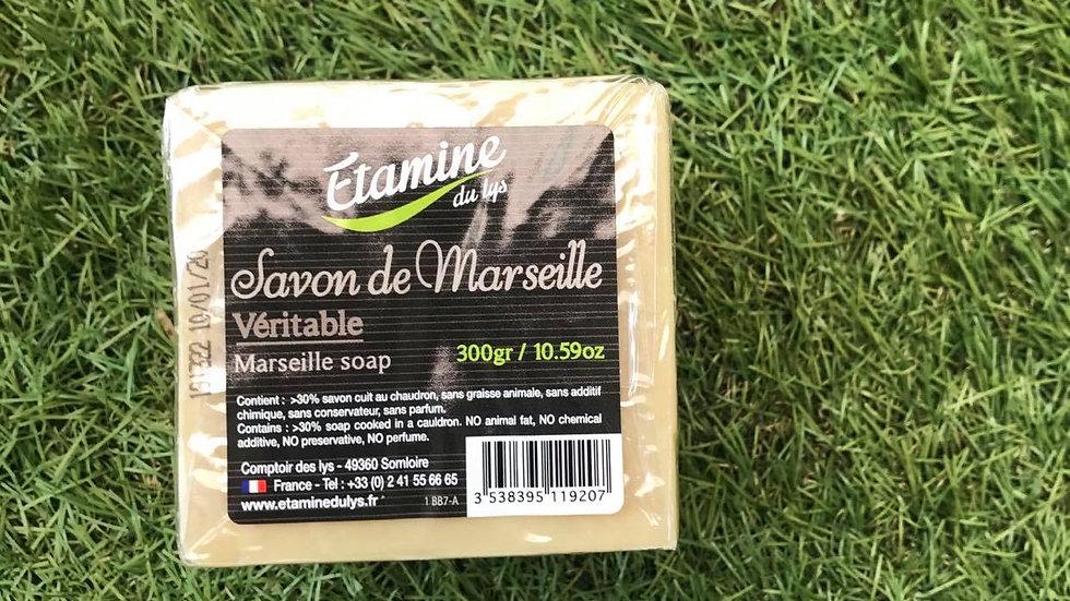 Savon de Marseille 300gr