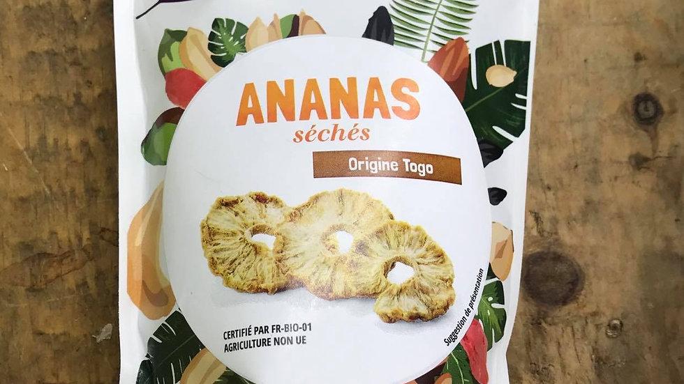 Ananas Séchés125gr