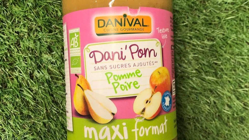 Compote Pomme Poire 1.05kg
