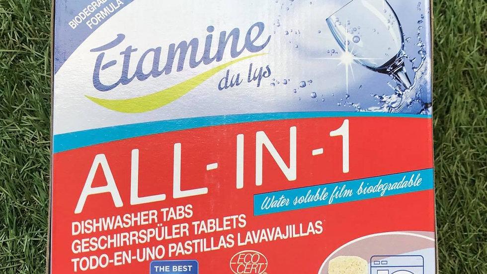 Tablettes Lave Vaisselle x30