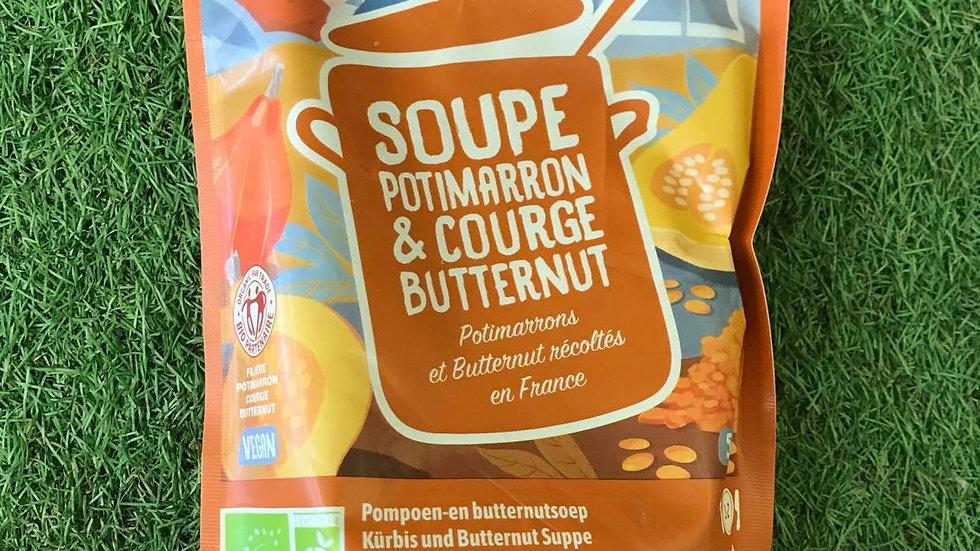 Soupe Potimarron Butternut