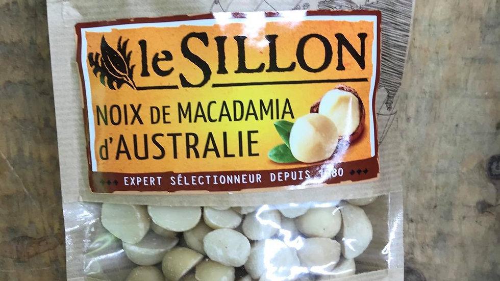 Noix de Macadamia 125gr