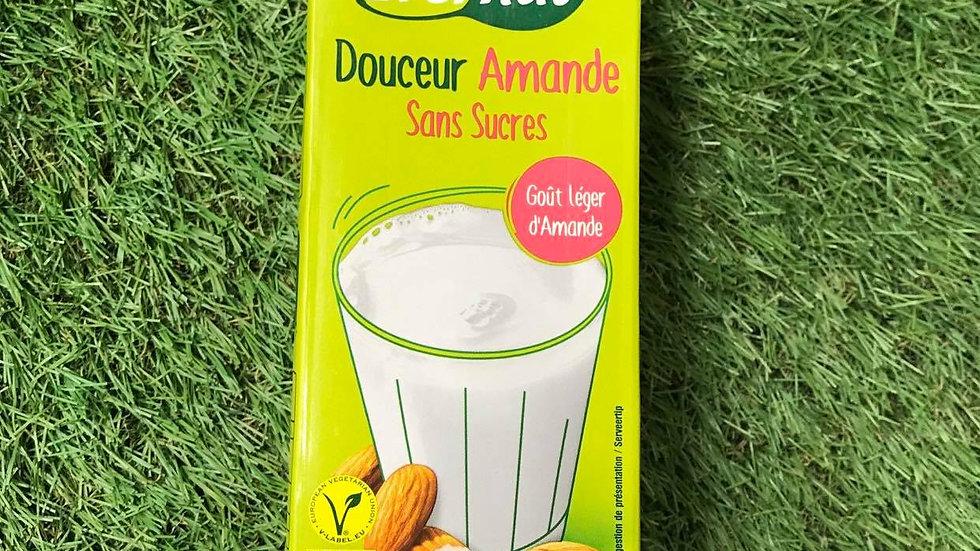 Boisson Végétale Douceur Amande sans sucre 1L