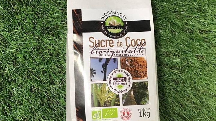Sucre de Fleur de Coco 1kg