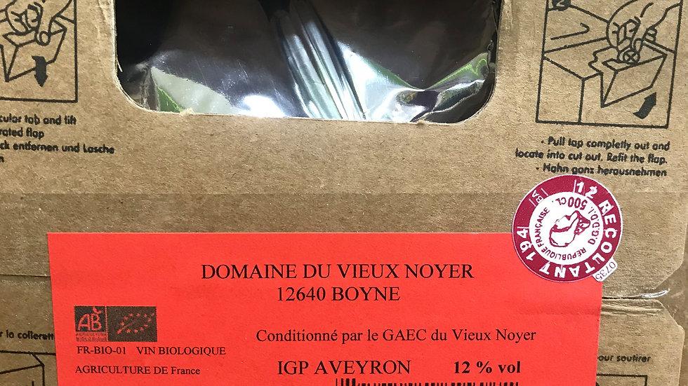 Vin Rosé Bib 5L Domaine du Vieux Noyer
