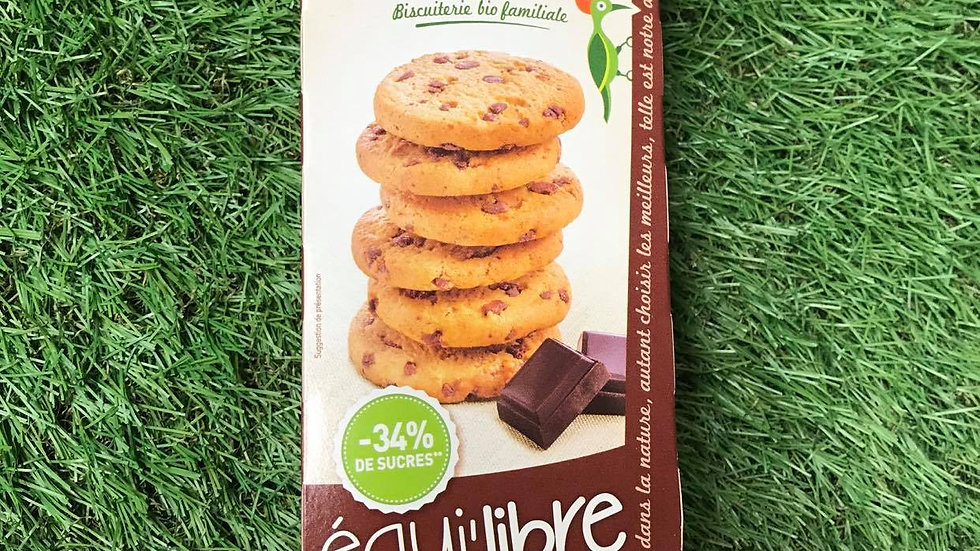 Biscuits Equilibre Chocolat 150gr