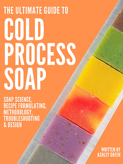 The Ultimate Guide to Cold Process Soap