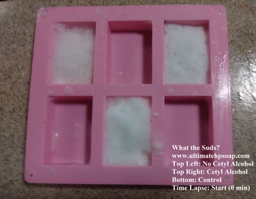 What the Suds!? Cetyl Alcohol in Soap