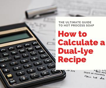 How to Calculate a Dual-Lye Recipe