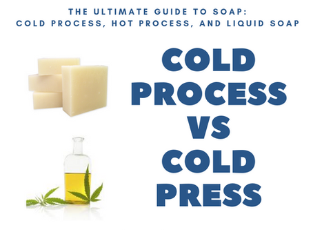 """What is the Difference Between """"Cold Process"""" & """"Cold Press""""? Let's Find Out!"""
