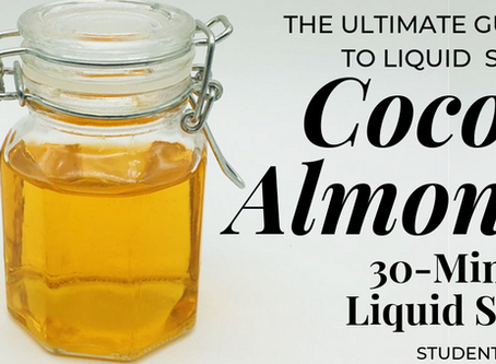 30-Minute Liquid Soap- Beautiful, fast, and easy liquid soap for UG2LS Students