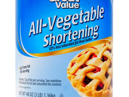 "The ""Great Value"" of Vegetable Shortening- How to Formulate  & Use Vegetable Shortening in Soap"