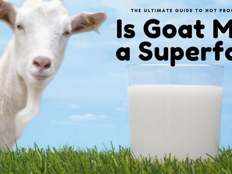 Is Goat Milk a Superfat? Exploring Milk Fats in Soap Making