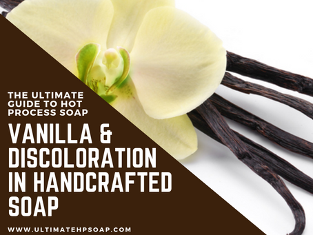 Vanillin & Discoloration, the TRUTH about Vanilla Stabilizer- Plus, How to Make Your OWN stabilizer!