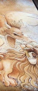 Part 2 - Davinci's sketch, Dragon Attack