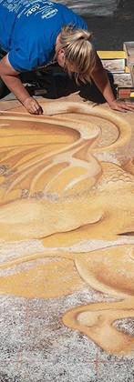 DaVinci sketch - Dragon Attacking a Lion