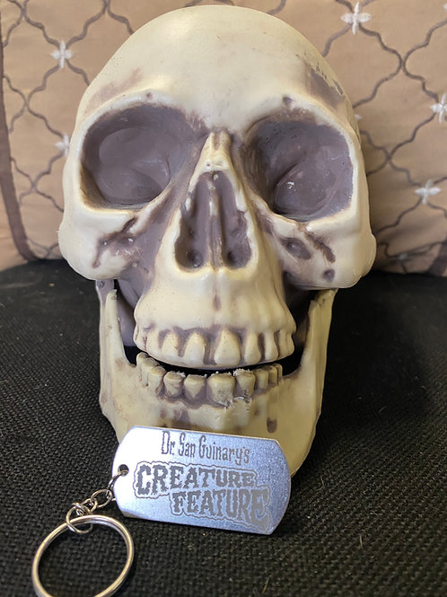 Creature Feature Keychain