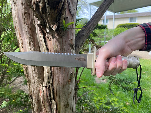 Limited Edition Creature Feature Survival Knife