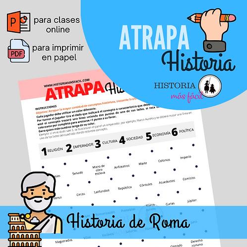 ATRAPA HISTORIA - Historia de Roma