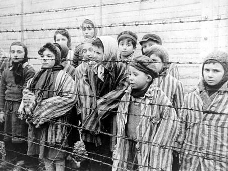 27 de Enero - Día Internacional en memoria de las víctimas del Holocausto