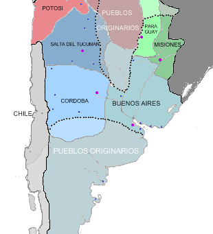 La creación del Virreinato del Río de la Plata