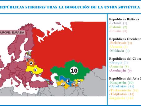 El fin de la Guerra Fría (1989-1991)