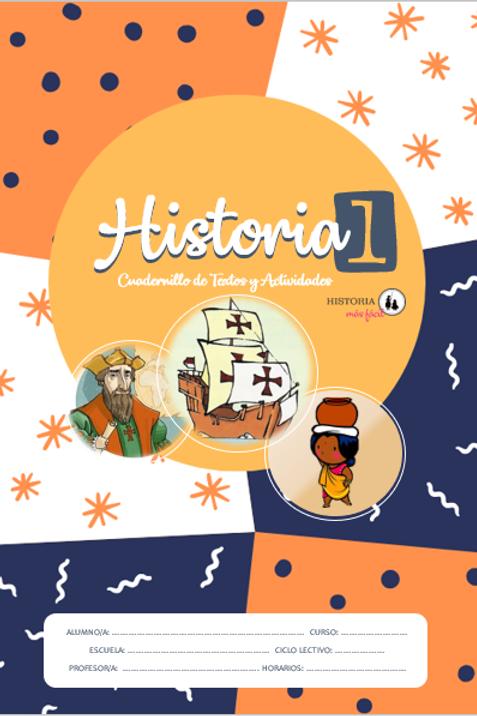 Cuadernillo de Historia 1