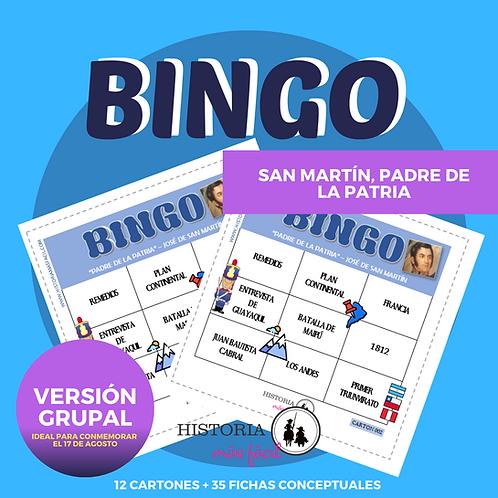 BINGO - San Martín