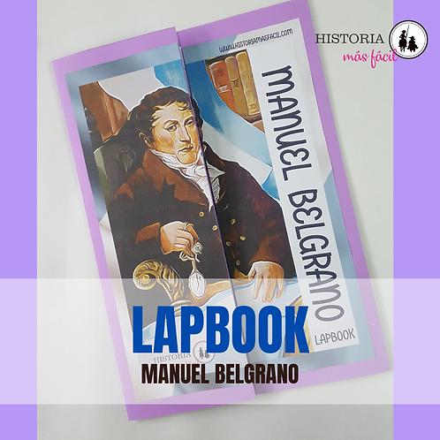 LAPBOOK - Manuel Belgrano
