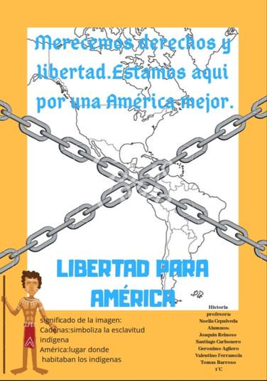 LIBERTAD PARA AMÉRICA