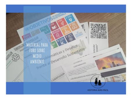 Foro de Desarrollo Sustentable