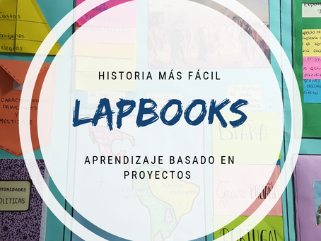 El Lapbook como herramienta de aprendizaje.