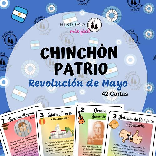 CHINCHÓN PATRIO - Revolución de Mayo