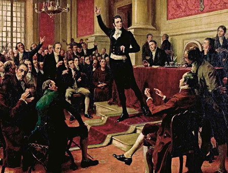 31 de Enero - Inauguración de la Asamblea del año 1813