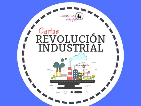 Juego Dobble de la Revolución Industrial