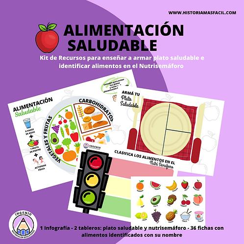 Kit Alimentación Saludable