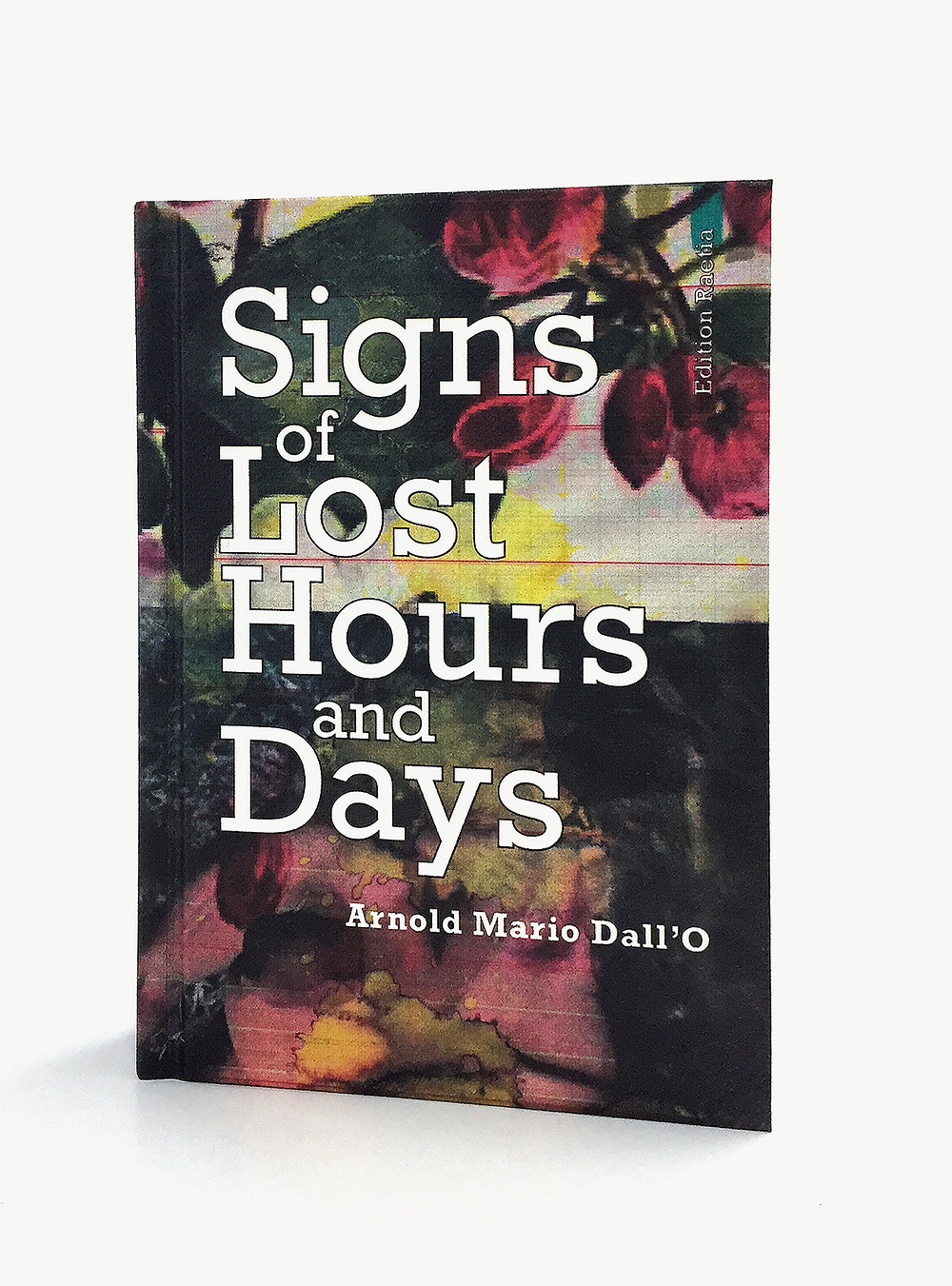 Signs of Lost Hours and Days / Book / Edition Raetia