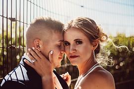Bride/Groom Shot