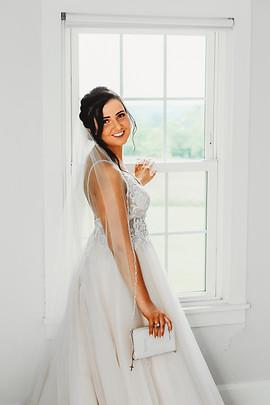 Bride Moment