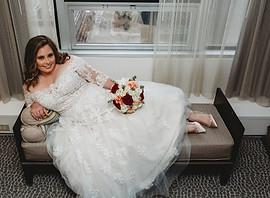 Beautiful Bride Pose