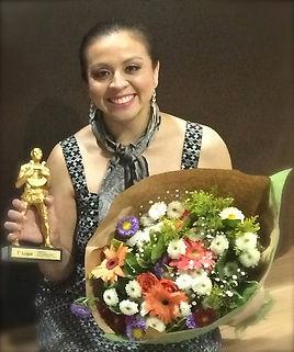 Alejandra Flores - Soprano - Guatemala