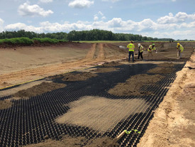 We Install Green Infrastructure and LID Stormwater Management Facilities!