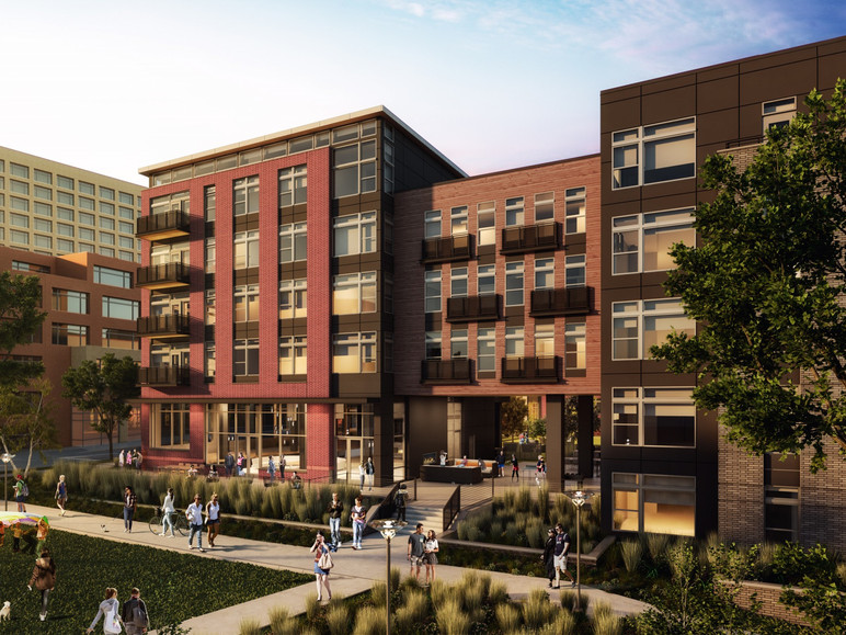 New Addition to Massive Development Project, The Mile, in Tysons