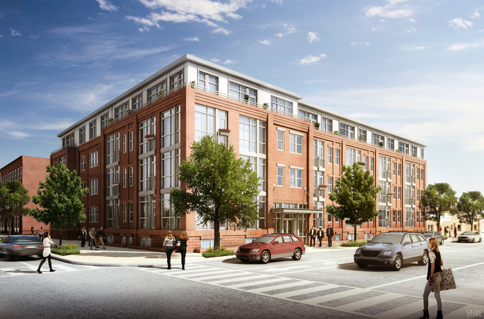 Dry Utility Design Services for Boutique Condos in Shaw