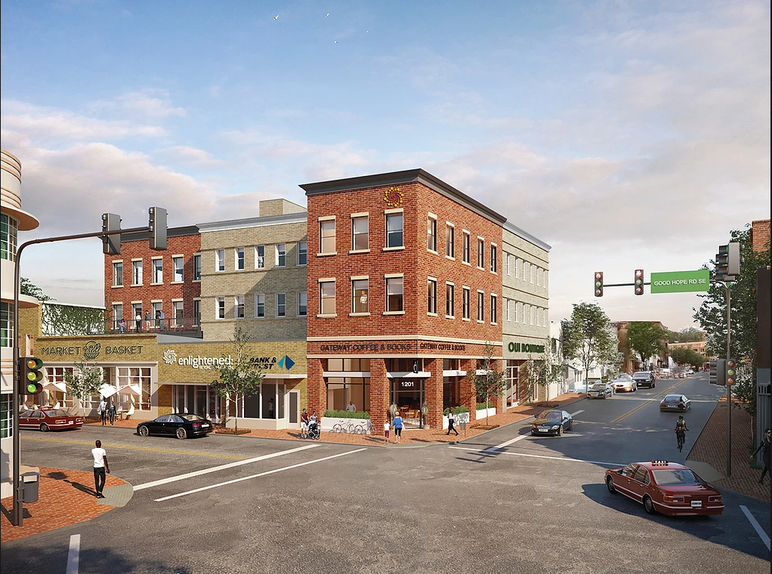 Permit Expediting for the MLK Gateway in Anacostia