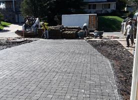 We Offer Permeable Paver Installation Services