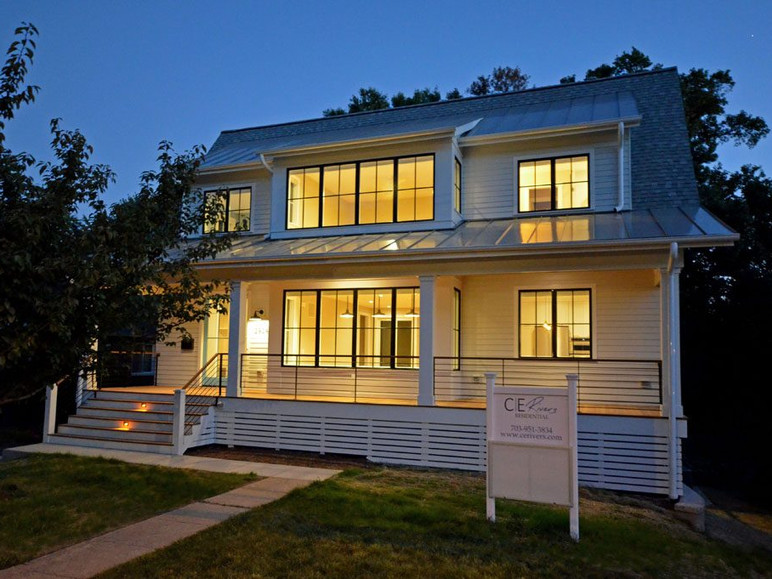 As-Built Certification Services for McLean Home